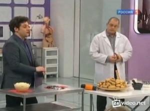 Сухое картофельное пюре ведёт к появлению лишних килограммов.