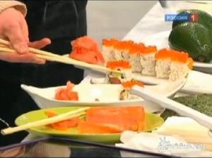 Вся правда о суши.