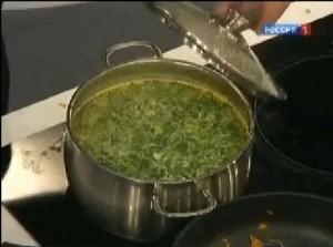 Какой суп можно приготовить за 15 минут?