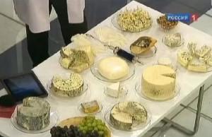 Противоречивый продукт – сыр с плесенью.