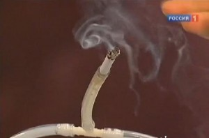 Еще раз о вреде курения.