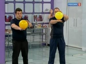 Тренировка координации движений