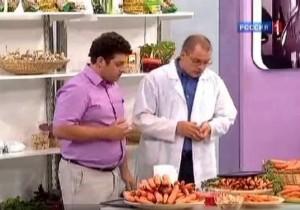 Выбираем морковь