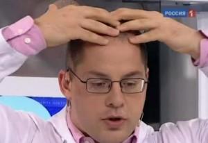 Как делать массаж для волос