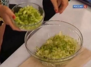 Салат для сжигания калорий