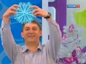 Чем полезны снежинки из бумаги