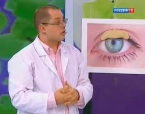 Определяем болезни по глазам