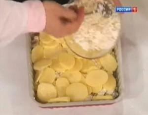 Блюдо из картошки для худеющих