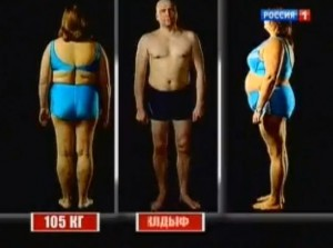 Результаты в группе участников с предсахарным диабетом