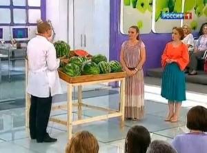 Как не приобрести опасный арбуз