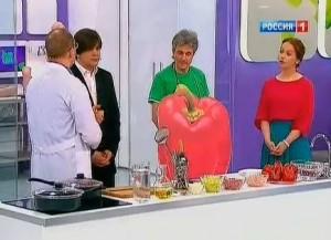 Как приготовить фаршированные перцы