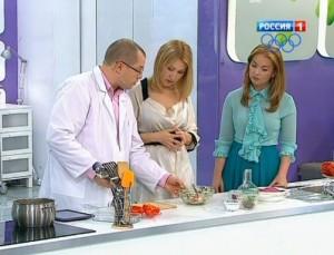 Полезное блюдо из болгарского перца