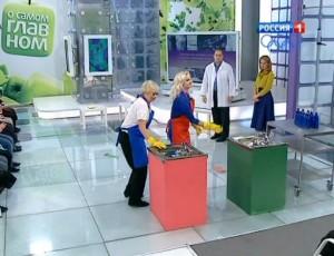 Безопасные чистящие средства