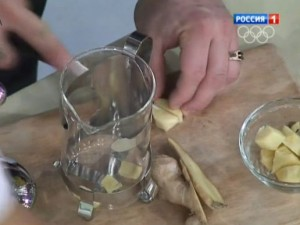 Как употреблять имбирь