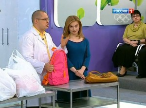 Как правильно носить сумки