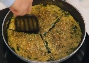 Полезное блюдо из яиц