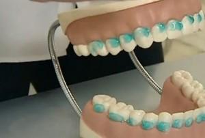 Как следует чистить зубы