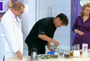 Как улучшить свойства зеленого чая