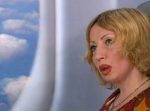 Заложенность ушей в самолете