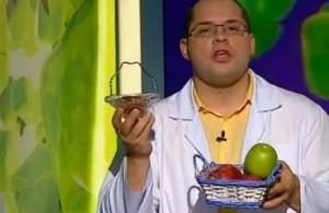 Полезные чипсы из яблок