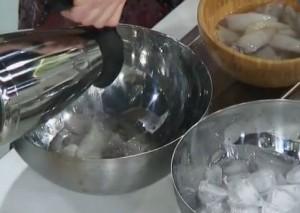 Блюдо из кальмара
