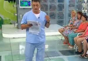 Вопросы телезрителей доктору