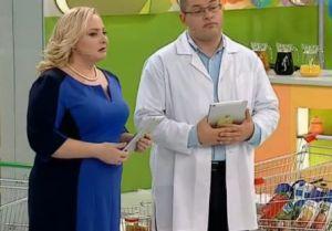 Обман в супермаркете