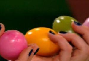 Безопасная краска для яиц